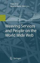 Weaving Services and People on the World Wide Web image