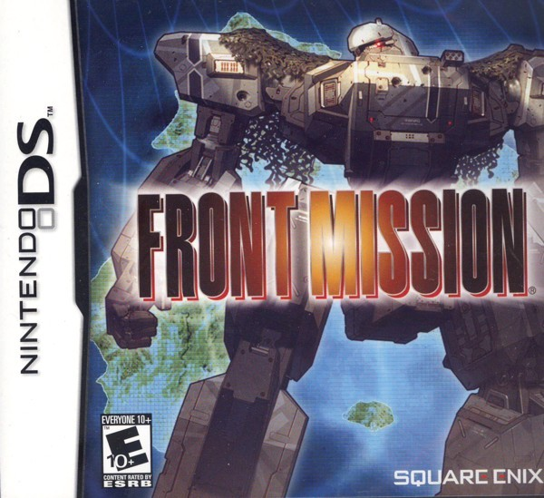 Front Mission 1st for Nintendo DS