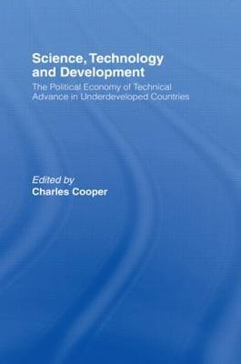 Science, Technology and Development by Charles Cooper image
