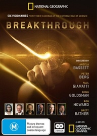 Breakthrough on DVD