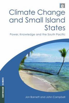 Climate Change and Small Island States by Jon Barnett