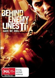 Behind Enemy Lines II - Axis Of Evil on DVD image