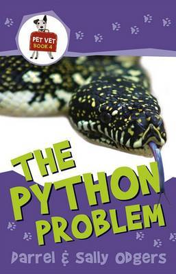 The Python Problem by Darrel Odgers image