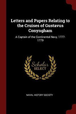 Letters and Papers Relating to the Cruises of Gustavus Conyngham image