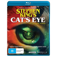 Stephen King's - Cat's Eye on Blu-ray