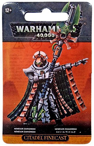 Warhammer 40,000 Nemesor Zahndrekh image