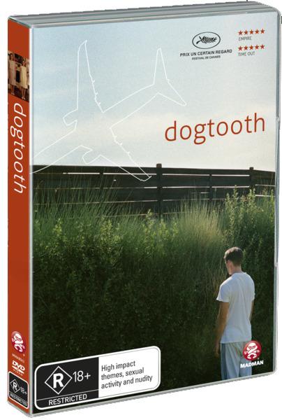Dog Tooth on DVD image