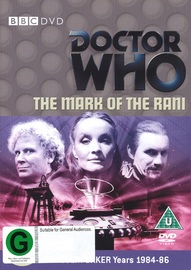 Doctor Who: The Mark of the Rani on DVD