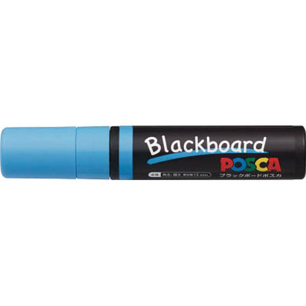 Blackboard POSCA Thick Bold Square - Light Blue