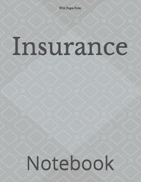 Insurance by Wild Pages Press