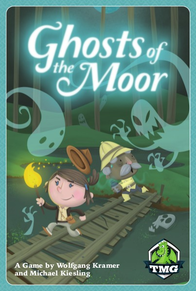 Ghosts of the Moor - Board Game