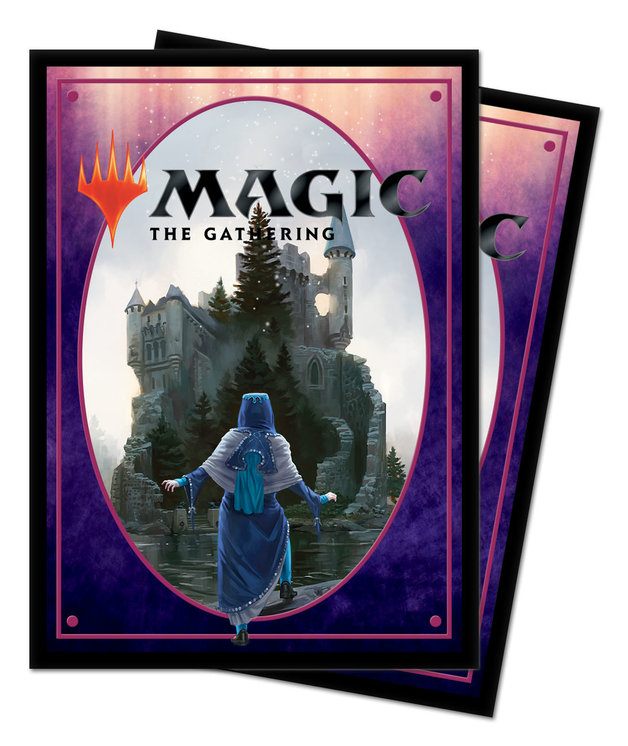 Ultra Pro: Magic The Gathering Deck Protector:Throne of Eldraine Into the Story