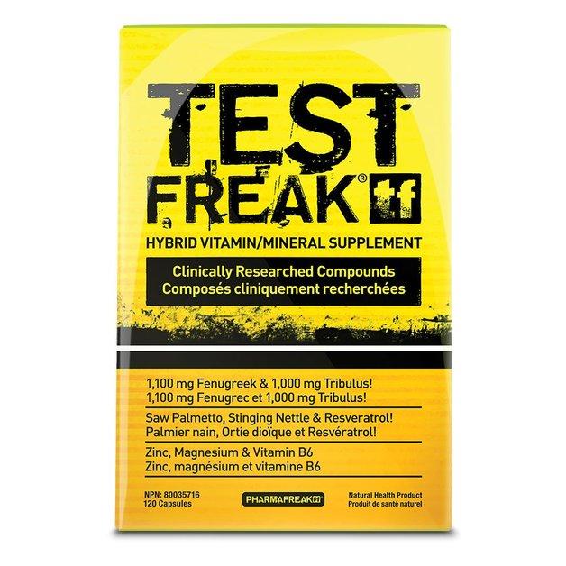 PharmaFreak: Test Freak 2.0 (180 Capsules)