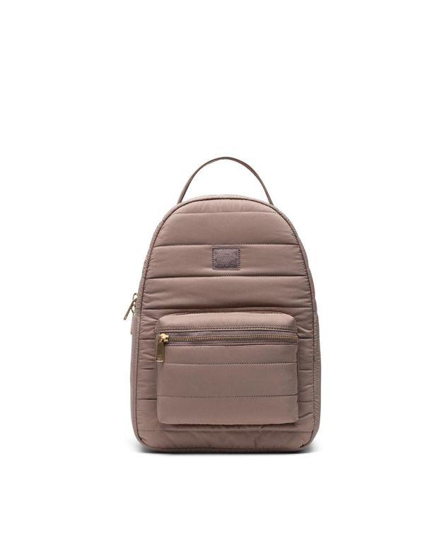 Herschel Supply Co: Nova Mini Quilted Backpack - Pine Bark
