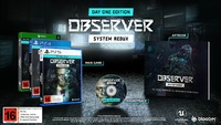 Observer: System Redux Day One Edition for PS4