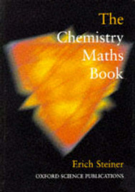 The Chemistry Maths Book by Erich Steiner image
