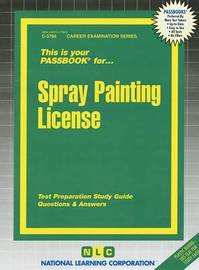 Spray Painting License image