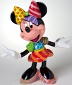 Romero Britto - Minnie Mouse Figurine Large