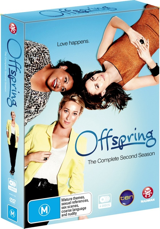 Offspring - The Complete Second Season on DVD