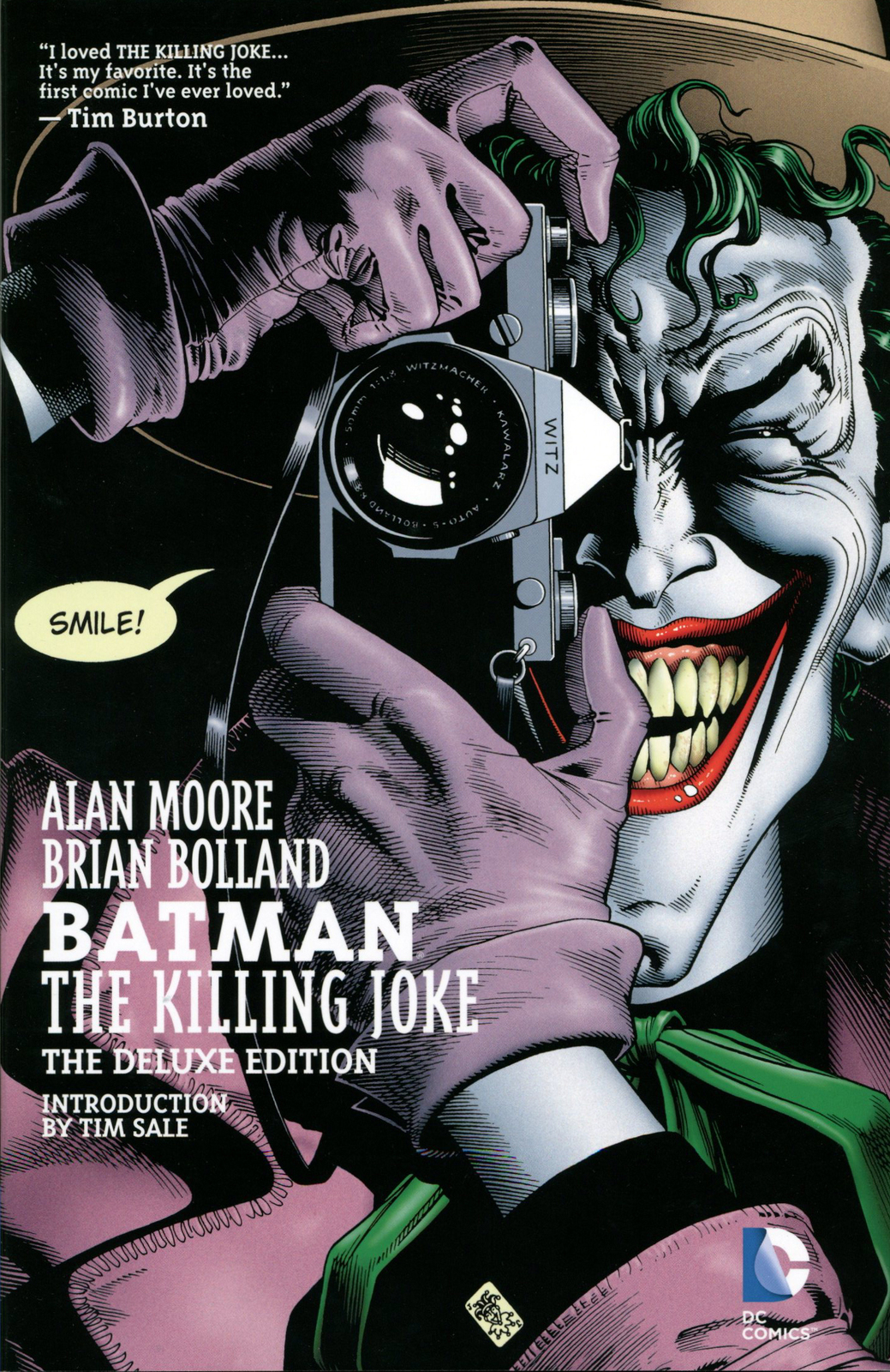 Batman: The Killing Joke (Deluxe Edition) (DC Comics US) by Alan Moore image