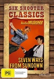 Seven Ways from Sundown DVD