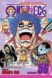 One Piece, Vol. 56 by Eiichiro Oda