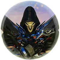 Overwatch Button - Reaper