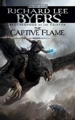 The Captive Flame by Richard Lee Byers image