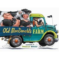 Old MacDonald's Farm by Donovan Bixley
