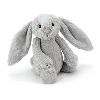 Jellycat: Bashful Bunny - Silver image