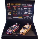 Scalextric Craig Lowndes 100th race win - Twin Pack