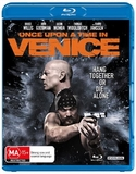 Once Upon A Time In Venice on Blu-ray