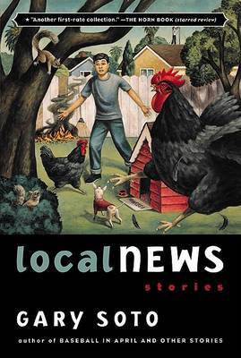 Local News by Gary Soto