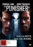 The Punisher (2004) on DVD