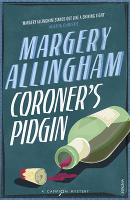 Coroner's Pidgin by Margery Allingham image