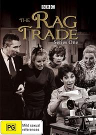 Rag Trade, The - Series 1 on DVD image