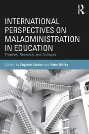 International Perspectives on Maladministration in Education