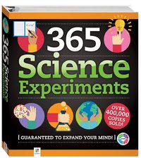 365 Science Experiments (flexibound)