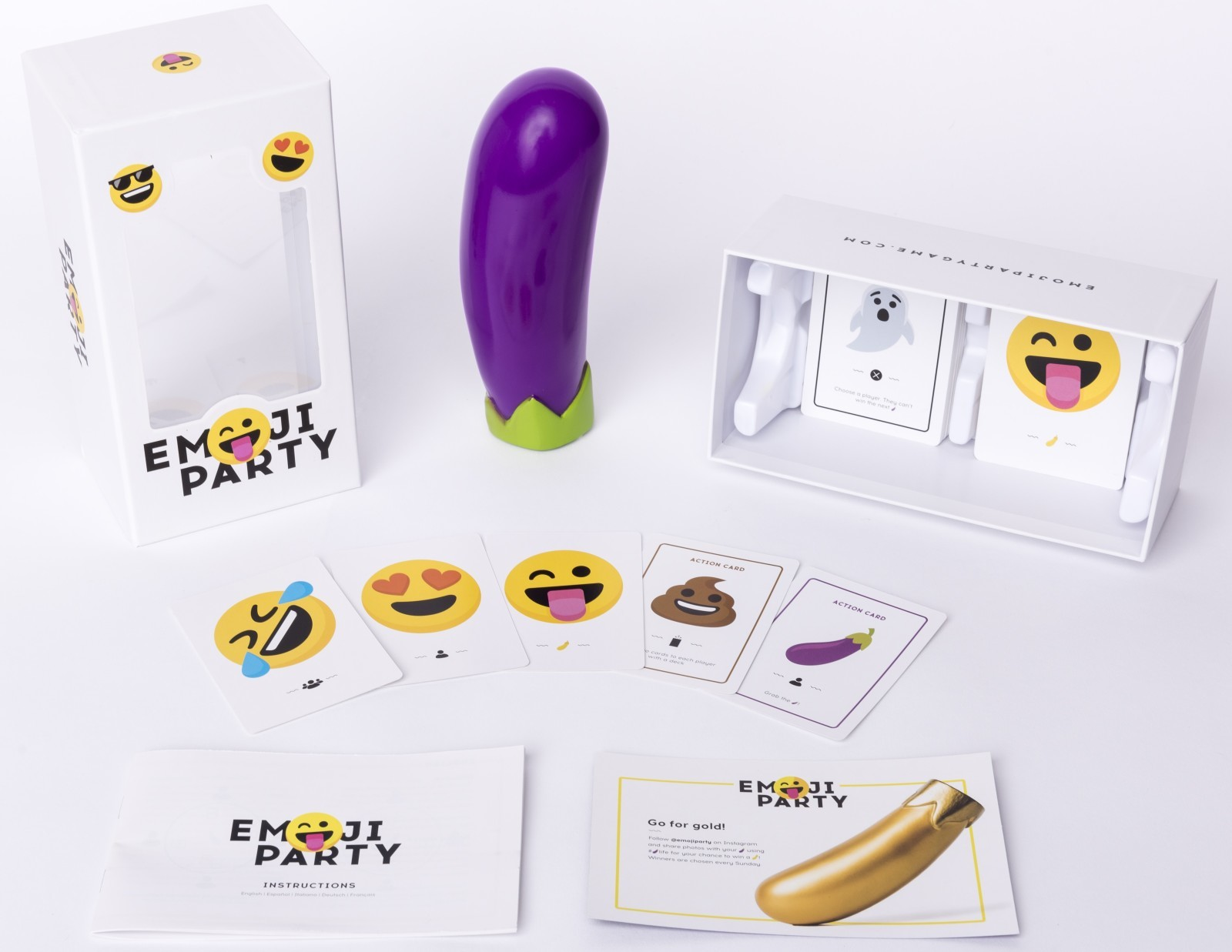 Emoji Party - Party Game image