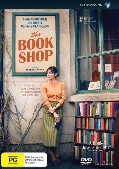 The Bookshop on DVD image