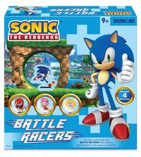 Sonic the Hedgehog: Battle Racers - Board Game