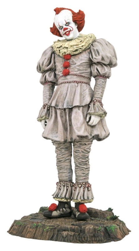 "It: Chapter 2 - Pennywise Swamp - 10"" PVC Statue"