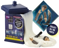 Doctor Who The Flesh Goo Pod