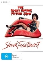 Rocky Horror Picture Show / Shock Treatment (2 Disc Set) on DVD