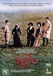 The Shooting Party on DVD
