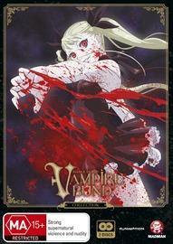 Dance In The Vampire Bund Series Collection on DVD