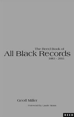 The Reed Book of All Black Records 1884-2003 by G. Miller, Jr.