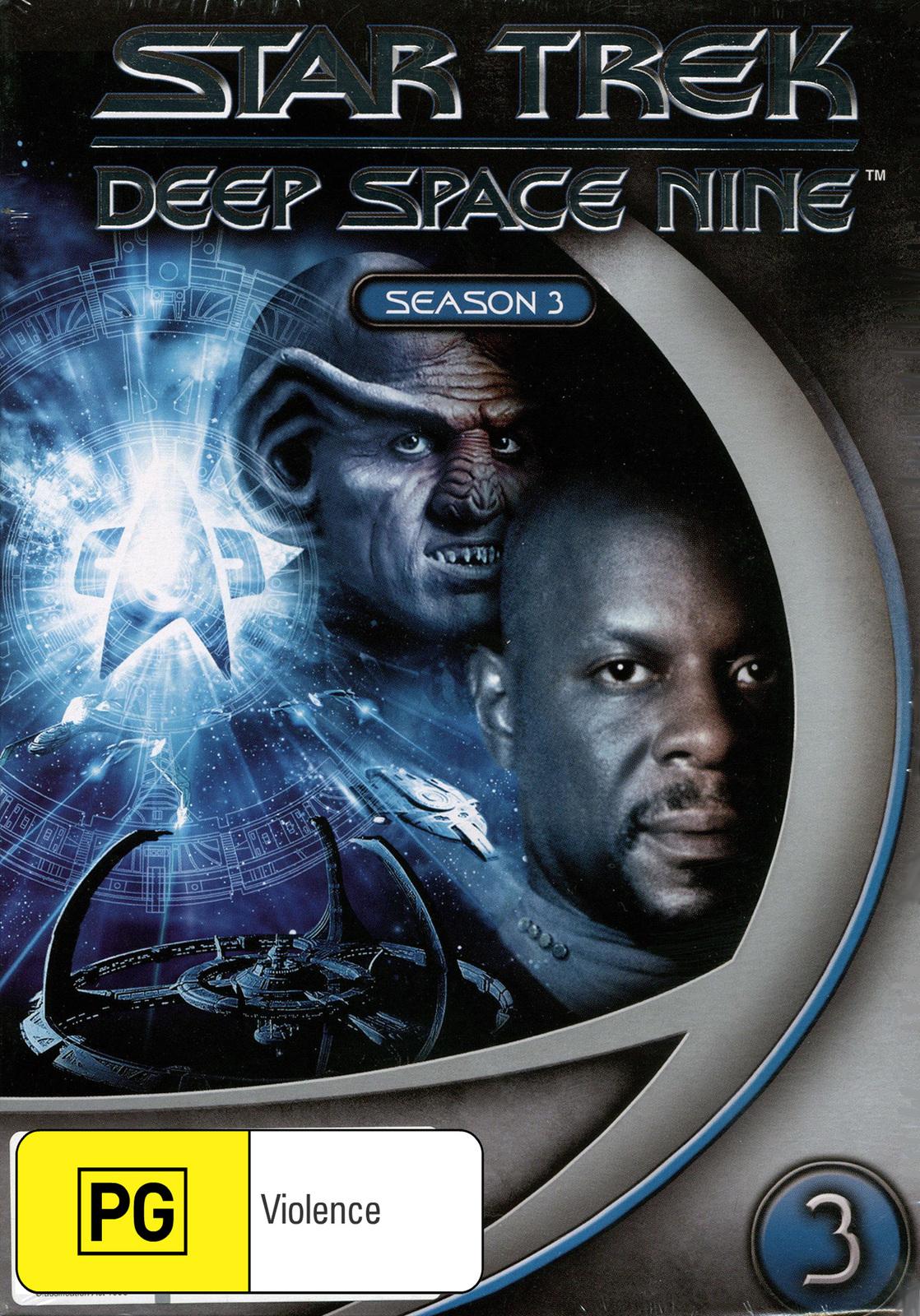 Star Trek: Deep Space Nine - Season 3 (New Packaging) on DVD image