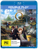 Oz: The Great and Powerful on Blu-ray