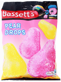 Bassett's Pear Drops (200g)